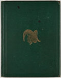 Books:Sporting Books, Alexander A. A. Kinloch. Large Game Shooting in Thibet and theNorth West. London: Harrison, 1869. First edition. 68...