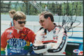 Miscellaneous Collectibles:General, Jeff Gordon and Dale Earnhardt Multi Signed Photograph....