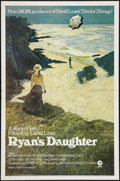 "Movie Posters:Drama, Ryan's Daughter (MGM, 1970). One Sheet (27"" X 41""). Style A.Drama.. ..."
