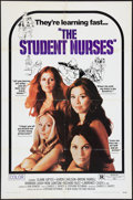 "Movie Posters:Sexploitation, The Student Nurses & Other Lot (New World, 1970). One Sheets(2) (27"" X 41""). Sexploitation.. ... (Total: 2 Items)"