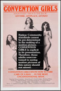 "Movie Posters:Sexploitation, Convention Girls & Other Lot (EMC, 1978). One Sheets (2) (27"" X41""). Sexploitation.. ... (Total: 2 Items)"