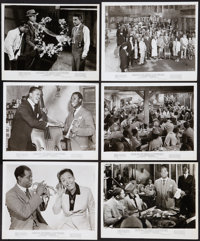 "New Orleans (United Artists, 1947). Photos (6) (8"" X 10""). Musical. ... (Total: 6 Items)"