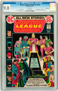 Bronze Age (1970-1979):Superhero, Justice League of America #100 Twin Cities pedigree (DC, 1972) CGCNM/MT 9.8 White pages....
