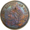 Patterns, 1859 PG$1 Judd-256, Pollock-7010, Low R.7, PR63 Brown PCGS....