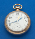 Timepieces:Pocket (post 1900), Elgin 18 Size 23 Jewel Veritas Pocket Watch. ...