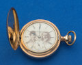 Timepieces:Pocket (post 1900), Elgin 0 Size Photo Dial Pocket Watch. ...