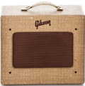 Musical Instruments:Amplifiers, PA, & Effects, 1956 Gibson Les Paul Junior Guitar Amplifier, #N/A....