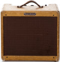 Musical Instruments:Amplifiers, PA, & Effects, 1958 Fender Harvard Tweed Guitar Amplifier, #H01878....
