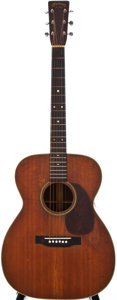 Musical Instruments:Acoustic Guitars, 1947 Martin 000-28 Natural Acoustic Guitar, #99455....