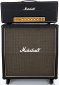 Musical Instruments:Amplifiers, PA, & Effects, Mid-1990s Marshall Super Lead 100 Guitar Amplifier, #936104908....