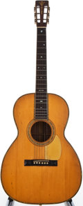 Musical Instruments:Acoustic Guitars, 1921 Martin 0-45 Natural Acoustic Guitar, #15949....