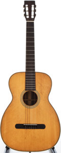 Musical Instruments:Acoustic Guitars, 1945 Martin 00-28G Natural Acoustic Guitar, #93308....