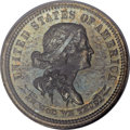 Patterns, 1870 10C Standard Silver Ten Cents, Judd-850, Pollock-957, High R.6, PR66 PCGS. CAC....