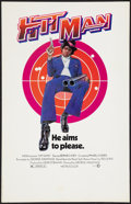 "Movie Posters:Blaxploitation, Hit Man (MGM, 1973). Window Card (14"" X 22""). Blaxploitation.. ..."