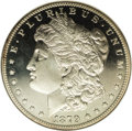 Proof Morgan Dollars: , 1879 $1 PR68 Cameo NGC. Occasionally a very special coin willemerge from the pack of usual o...