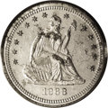 Patterns: , 1868 25C Seated Liberty Quarter Dollar, Judd-650, Pollock-723, LowR.7, PR61 PCGS. The regular issue design for the Seated ...