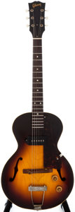 Musical Instruments:Electric Guitars, 1959 Gibson Sunburst Archtop Electric Guitar, #S7851 23....
