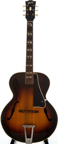 Musical Instruments:Acoustic Guitars, 1953 Gibson L4 Sunburst Archtop Acoustic Guitar, Serial Number#A16815....