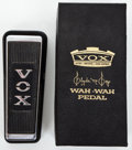 Musical Instruments:Amplifiers, PA, & Effects, 1960 Vox Clyde McCoy Wah-Wah Effect Pedal....