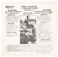 Miscellaneous:Broadside, Bonnie and Clyde Wanted Poster....