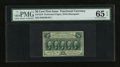 Fractional Currency:First Issue, Fr. 1310 50¢ First Issue PMG Gem Uncirculated 65 EPQ.. ...