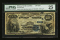 National Bank Notes:North Carolina, Wilson, NC - $10 1882 Date Back Fr. 542 The First NB Ch. # (S)2321....