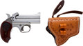 Handguns:Derringer, Palm, Bond Arms Snake Slayer Derringer....