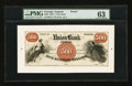 Obsoletes By State:Georgia, Augusta, GA- Union Bank $500 UNL Proof . ...