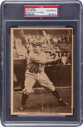 Baseball Cards:Singles (1930-1939), 1930 W554 Lou Gehrig PSA Authentic. ...