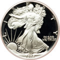 Modern Bullion Coins: , 1988-S $1 Silver Eagle PR70 Deep Cameo PCGS. PCGS Population (179).NGC Census: (533). Mintage: 557,370. Numismedia Wsl. P...
