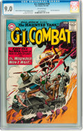 Silver Age (1956-1969):War, G.I. Combat #108 (DC, 1964) CGC VF/NM 9.0 Off-white pages....