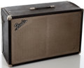 Musical Instruments:Amplifiers, PA, & Effects, 1960's Fender Bandmaster Blackface Guitar Speaker Cabinet....