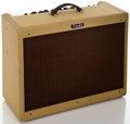Musical Instruments:Amplifiers, PA, & Effects, Recent Fender Blues Deluxe Reissue Tweed Guitar Amplifier, Serial Number #B-259786....
