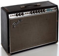 Musical Instruments:Amplifiers, PA, & Effects, Circa 1968 Fender Vibrolux Reverb Silverface Guitar Amplifier,Serial Number #A11667....