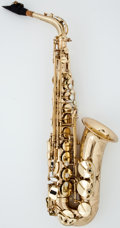 Musical Instruments:Horns & Wind Instruments, Selmer Super Action 80 Series II Brass Alto Saxophone, Serial Number #N. 536315....