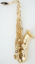 Musical Instruments:Horns & Wind Instruments, Selmer Artist AJ100TS LTD54 Brass Tenor Saxophone, Serial Number #32004....