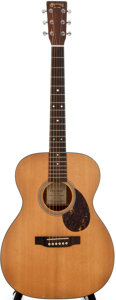 Musical Instruments:Acoustic Guitars, Martin OM-16GT Natural Acoustic Guitar, Serial Number #787775....
