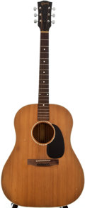 Musical Instruments:Acoustic Guitars, 1952 Gibson J-50 Refinished Acoustic Guitar, Serial Number #Z2845 21....