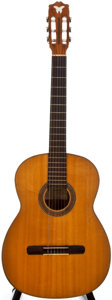 Musical Instruments:Acoustic Guitars, Enos Herandez Flamenco Natural Acoustic Guitar, Serial Number #1798....