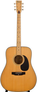 Musical Instruments:Acoustic Guitars, 1970 Ibanez Concord Natural Acoustic Guitar, Serial Number#C771914....