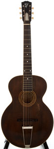 Musical Instruments:Acoustic Guitars, 1923 Gibson L-1 Brown Acoustic Guitar, Serial Number #73461....