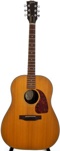 Musical Instruments:Acoustic Guitars, 1983 Gibson J25 Natural Acoustic Guitar, Serial Number#82973619....