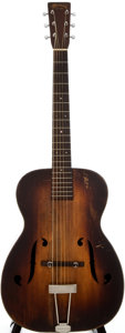 Musical Instruments:Acoustic Guitars, 1936 Martin R-18 Refinished Acoustic Guitar, Serial Number#62850....