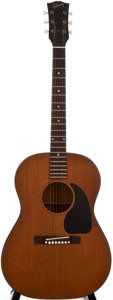 Musical Instruments:Acoustic Guitars, 1961 Gibson LG-0 Mahogany Acoustic Guitar, Serial Number #15979....