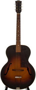 Musical Instruments:Acoustic Guitars, 1954 Gibson L-48 Sunburst Archtop Acoustic Guitar, Serial Number #X7835 15....