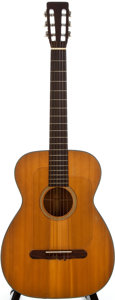 Musical Instruments:Acoustic Guitars, 1960 Martin 00-18G Natural Acoustic Guitar, Serial Number#173017....