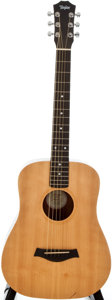 Musical Instruments:Acoustic Guitars, 2003 Taylor 305-R-GB Baby Natural Acoustic Guitar, Serial Number#20030722327....
