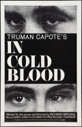 "Movie Posters:Crime, In Cold Blood (Columbia, 1967). One Sheet (27"" X 41""). Crime.. ..."