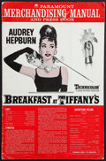 """Movie Posters:Romance, Breakfast at Tiffany's (Paramount, 1961). Pressbook (16 Pages, 12"""" X 19""""). Romance.. ..."""