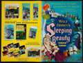 "Movie Posters:Animated, Sleeping Beauty (Buena Vista, 1959). Uncut Pressbook (32 Pages, 12"" X 18""). Animated.. ..."